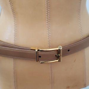 Vtg Gucci reversible belt